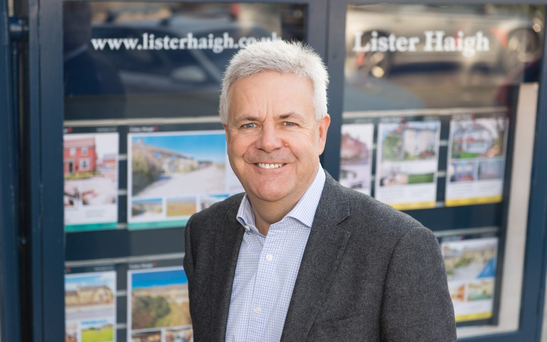 Homes are Selling Well - and Tim tells us why - Lister Haigh