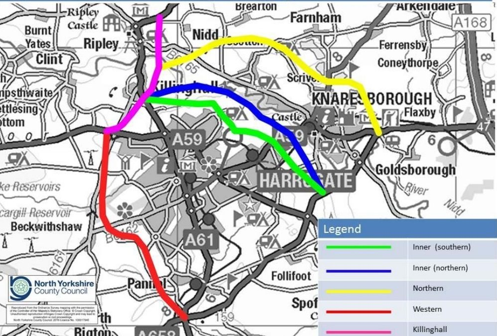 Tackling Congestion with the Harrogate Bypass – Public Consultation in a Nutshell