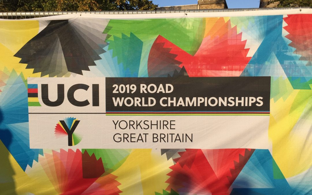 UCI World Cycling Changing The Town